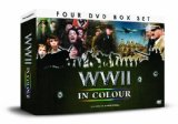 WORLD WAR II IN COLOUR 4 DVD Gift Set