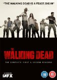 The Walking Dead - Season 1-2 [DVD]