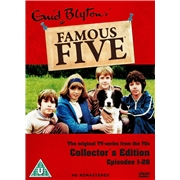 The Famous Five - The Complete Collectors Edition [Blu-ray]