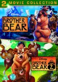 Brother Bear and Brother Bear 2 [DVD]