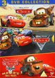 Cars 1, 2 and Toons [DVD]