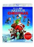 Arthur Christmas (Blu-ray 3D)