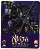 cheap Ninja Scroll steel book Blu Ray.jpg