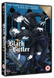 Black Butler Complete Series 2 Collection DVD
