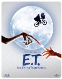 E.T The Extra-Terrestrial Limited Edition Steelbook (Blu-ray + Digital Copy)