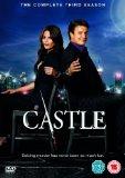 Castle - Season 3 [DVD]