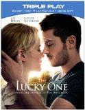 The Lucky One - Triple Play (Blu-ray + DVD + Digital Copy)[Region Free]