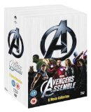 Marvel's The Avengers - 6-Disc Box Set [DVD]