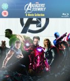 Marvel's The Avengers - 6-Disc Box Set [Blu-ray][Region Free]