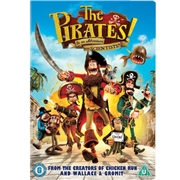 The Pirates! Band of Misfits [DVD] [2012]