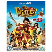 The Pirates! Band of Misfits [Blu-ray] [2012][Region Free]