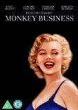 Monkey Business [DVD] [1952]