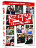 American Pie/ American Pie 2/ American Pie - The Wedding/ American Pie: Reunion [DVD]