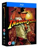 Indiana Jones - The Complete Adventures (Blu-ray Quadrilogy)[Region Free]