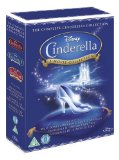 Cinderella 1,2 & 3 Box Set [Blu-ray]