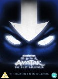 Avatar: The Last Airbender - The Complete 3 Book Collection [DVD]