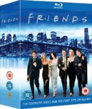 Friends -  The Complete Season 1-10 [Blu-ray][Region Free]