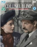 The Life and Death of Colonel Blimp - Restoration Edition Metalpak (Blu-ray + DVD) [1943]