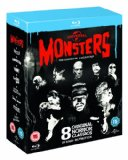 Universal Classic Monsters: The Essential Collection [Blu-ray] Blu Ray