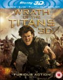 Wrath Of The Titans (Blu-ray + Blu-ray 3D + UV Copy)[Region Free]