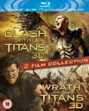 Clash of the Titans/Wrath of the Titans Double Pack [Blu-ray][Region Free]