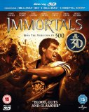 Immortals (Blu-ray 3D + Blu-ray + Digital Copy)