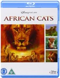 African Cats [Blu-ray][Region Free]