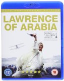 Lawrence of Arabia [Blu-ray][Region Free]