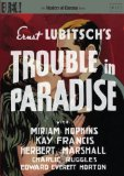 TROUBLE IN PARADISE (Masters of Cinema) (DVD)