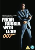 From Russia With Love [DVD] [1963]