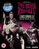 The Devil Rides Out (Blu-ray + DVD) [1968]