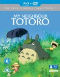 My Neighbour Totoro (Blu-ray + DVD) [1988]