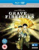 Grave Of The Fireflies (Blu-ray + DVD) [1988] Blu Ray
