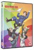 Hetalia Axis Powers Complete Season 1-3 Collection [DVD]