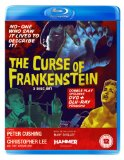 The Curse of Frankenstein (Blu-ray + DVD) [1957]