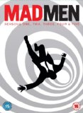 Mad Men - Season 1-5 (DVD)