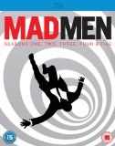 Mad Men - Season 1-5 [Blu-ray]
