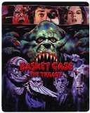 Basket Case - The Trilogy (Limited Edition 3-Disc Steelbook) [DVD]