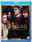 The Borgias - Season 2 [Blu-ray][Region Free]