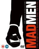 Mad Men - Season 1-5: Whiskey Glass Limited Edition [DVD]
