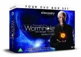 THROUGH THE WORMHOLE WITH MORGAN FREEMAN SERIES 2 Blu Ray [DVD]