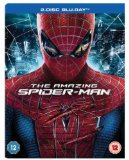 The Amazing Spider-Man [Blu-ray][Region Free] Blu Ray