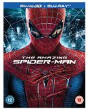The Amazing Spider-Man (Blu-ray 3D)[Region Free]