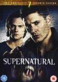 Supernatural - Season 7 Complete [DVD]