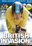 Tour de France 2012: Bradley Wiggins & The British Invasion - Deluxe 12 Hour Edition (Blu-Ray)