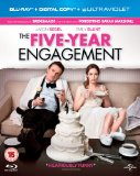 The Five Year Engagement (Blu-ray + UV Copy)[Region Free]
