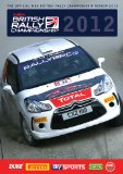 British Rally Championship 2012 DVD