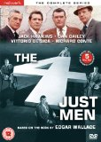 The Four Just Men - The Complete Series [DVD]