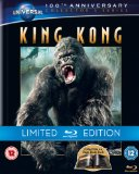 King Kong - Digibook [Blu-ray] [2005]