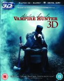 Abraham Lincoln Vampire Hunter (Blu-ray 3D + Blu-ray + Digital Copy)